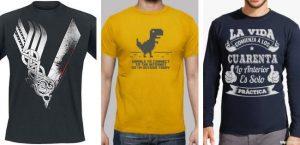 ¿Buscas un regalo? Diseña una camiseta divertida y original