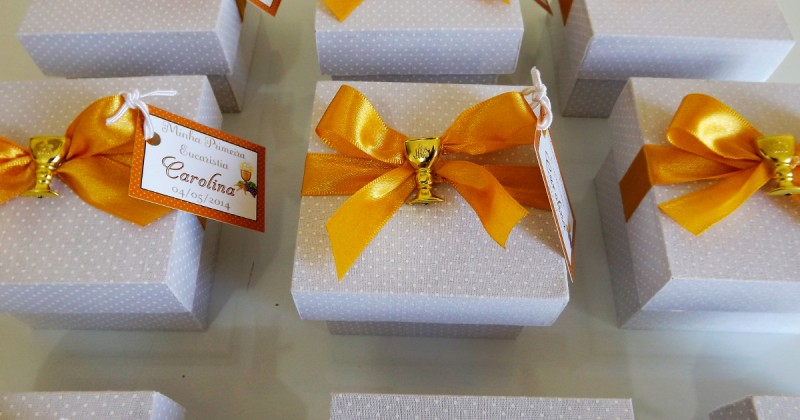 Ideas para regalar en una comunión