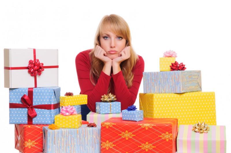 ¿Qué hacer con los regalos que no te gustan?